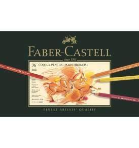 Faber Castell Polychromos színes ceruza készlet 36 db-os