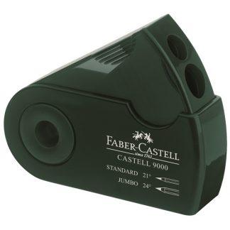 0f4313347333 Faber-Castell dupla lyukú hegyező