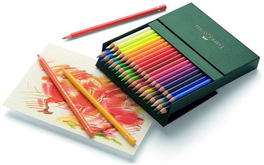 Faber-Castell Polychromos szett 120 szín