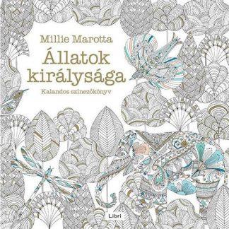 Millie Marotta: Állatok királysága felnőtt színező könyv