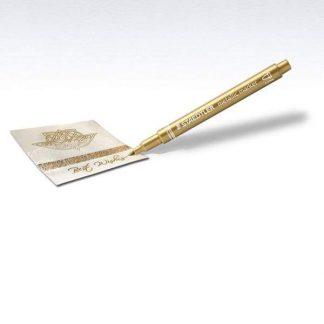 Staedtler arany metál marker