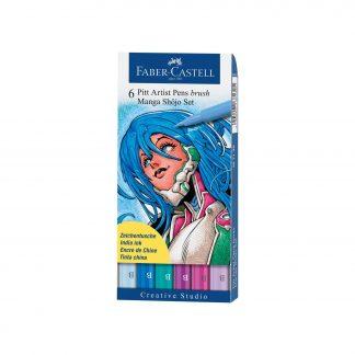Faber-Castell manga ecsetfilc