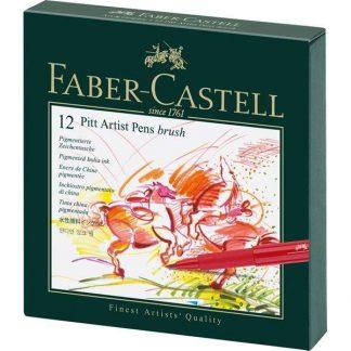 faber-castell ecsetfilc 12 db