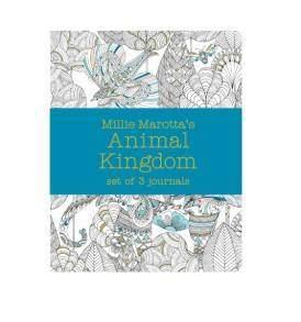 Millie Marotta Animal Kingdom füzetek