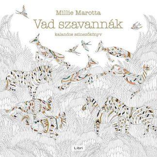 Millie Marotta: Vad szavannák felnőtt színező könyv