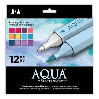 Spectrum Aqua marker alapszínek