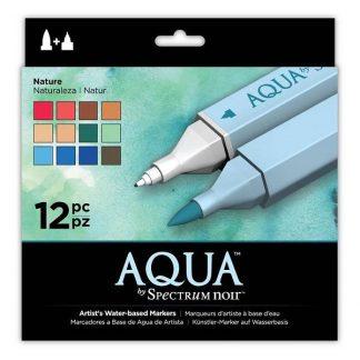 Spectrum Aqua marker - Természet színei