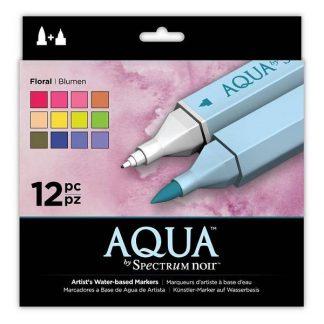 Spectrum Aqua marker - Virágok színei