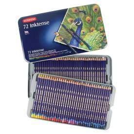 Derwent Inktense 72 db-os akvarellceruza-készlet