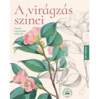 viragzas-szinei színező könyv
