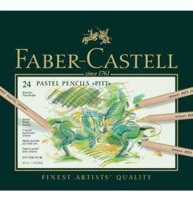Faber-Castell pitt pasztell ceruza készlet 24db-os