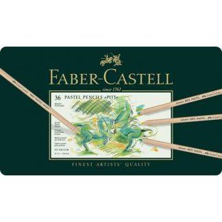 Faber-Castell pitt pasztell ceruza készlet 36 db-os