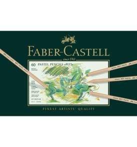 Faber-Castell pitt pasztell ceruza-készlet 60 db-os