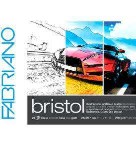 Fabriano Bristol A4-es rajztömb
