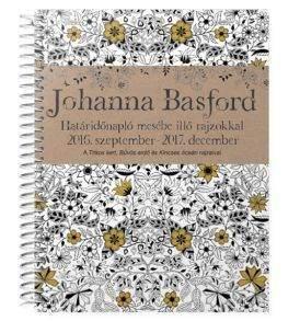 Johanna Basford határidőnapló