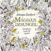 Johanna Basford: Mágikus dzsungel