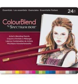 Spectrum Colourblend összemosható alapszínek ceruza készlet