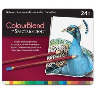 Spectrum Colourblend természet színei összemosható ceruza készlet
