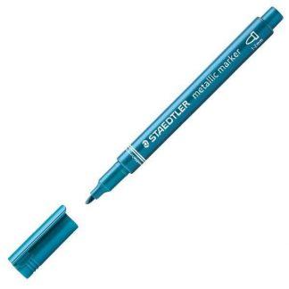Staedtler metál marker, kék