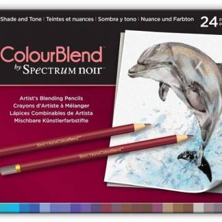 Spectrum Noir ColourBlens Árnyékok és tónusok készlet