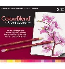 Spectrum Noir ColourBlend A virágok színei