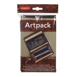 Derwent Artpack ceruzatartó