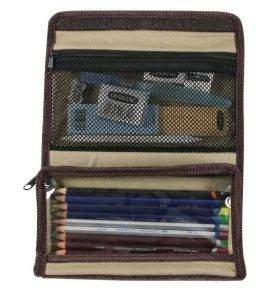 Derwent Artpack ceruzatartó, nyitott