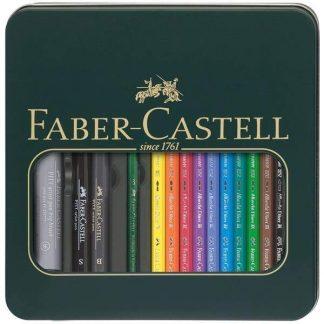Faber-Castell Mixed media: Albrecht Dürer & Pitt ecsetfilc