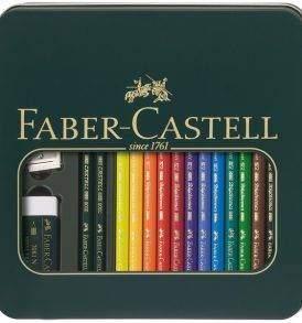 Faber-Castell Mixed media készlet: Polychromos & Castell 9000