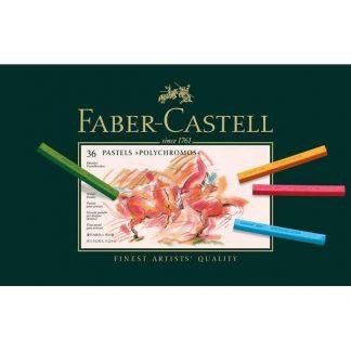 Faber-Castell Polychromos pasztellkréta, 36 db-os készlet