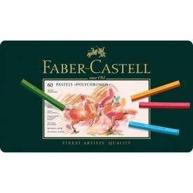 Faber-Castell Polychromos pasztellkréta, 60 db-os készlet
