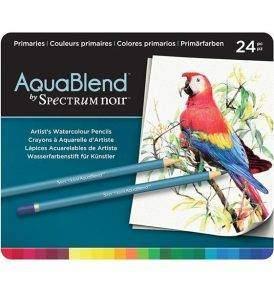 Spectrum Noir AquaBlend akvarell készlet elsődleges színek