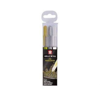 Sakura Gelly Roll zselés toll, 3 db-os készlet