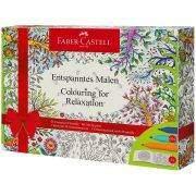 Faber-Castell színező készlet 60 db filctollal
