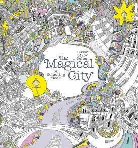 Lizzie Mary Cullen - Magical City színező könyv