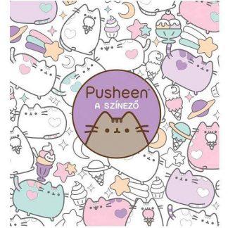 Pusheen színező