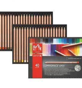 Caran d'Ache Luminance 40 db-os készlet