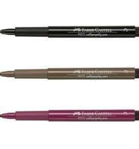 Faber-Castell Pitt kalligrafikus toll
