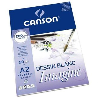 Canson Imagine mix media tömb