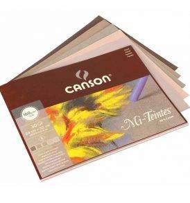 Canson Mi-Teintes pasztell papír szürke árnyalatok