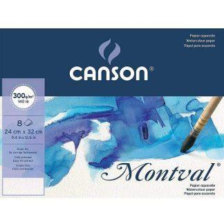 Canson Montval 300g 24x32 cm méretben
