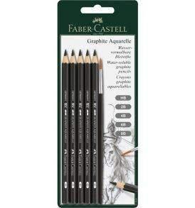 Faber Castell Akvarell grafitceruza készlet ecsettel