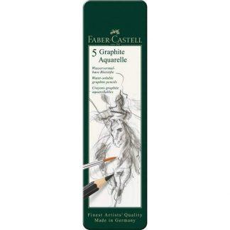 Faber Castell Graphite Aquarelle 5 dbos készlet