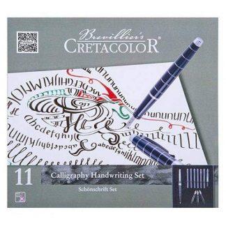 Cretacolor töltőtoll kalligrafikus készlet
