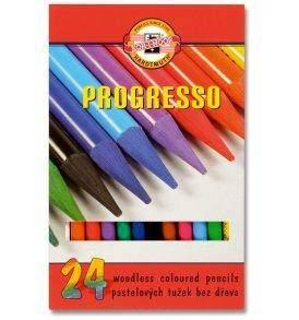 Koh-I-Noor Progresso 24 db-os színesceruza