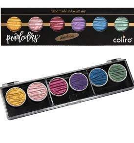 Finetec Pearlcolors Rainbow készlet
