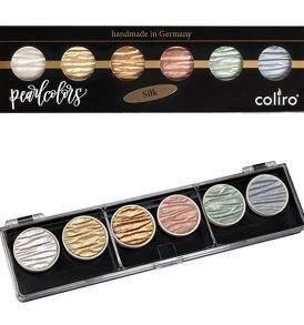 Finetec Pearlcolors arany színek készlet