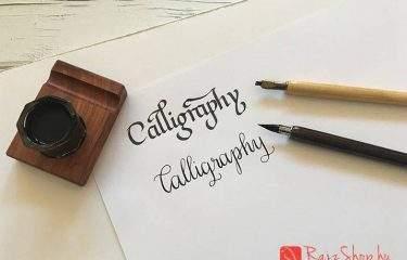 Kalligráfia kezdőknek