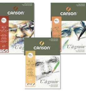 """Canson """"C"""" à grain rajztömbök"""