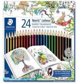 Staedtler Noris Colour 24 db-os színes ceruza készlet